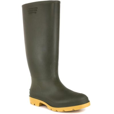 Wellington Boot In Green - Adult sizes 7-12