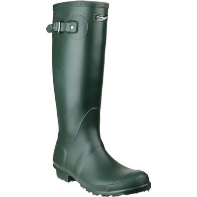 Cotswold Womens Sandringham Wellington in Green