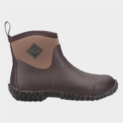 Muck Boots Unisex Muckster II Ankle in Brown