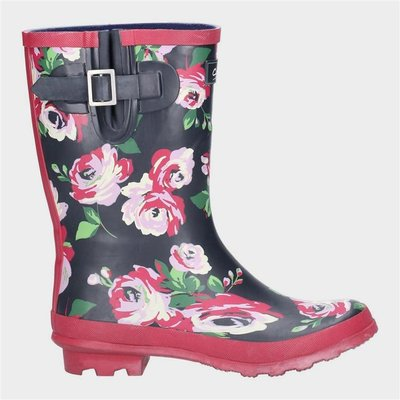Cotswold Paxford Womens Floral Wellington