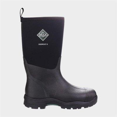 Muck Boots Unisex Black Derwent II