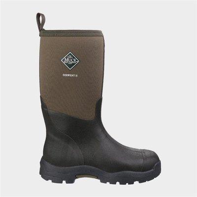 Muck Boots Unisex Derwent II in Moss