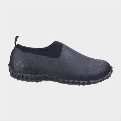 Muck Boots Muckster II Low Mens Black Shoes