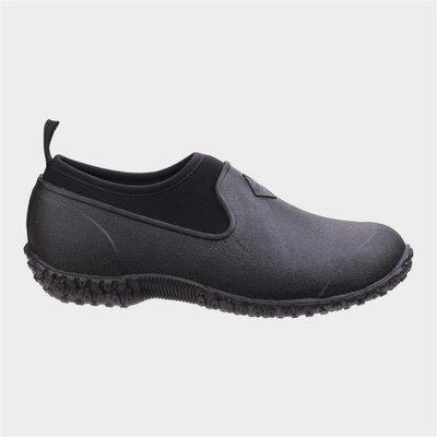 Muck Boots Muckster II Low Womens Black Shoe