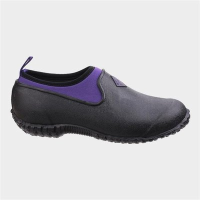Muck Boots Muckster II Low Womens Purple Shoe