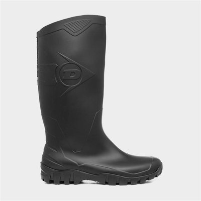 Dunlop Dane Unisex Black Wellington Boot K600 011