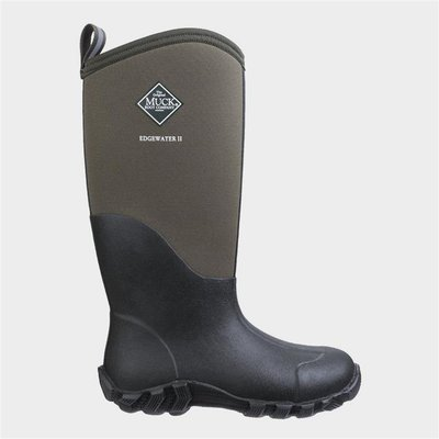 Muck Boots Edgewater II Adults Green Wellington