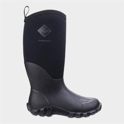Muck Boots Edgewater II Adults Black Wellington
