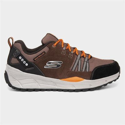 Skechers Equalizer Trail Mens Brown Lace Up Shoe