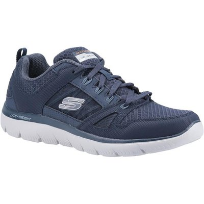 Skechers Mens Summits New World in Blue