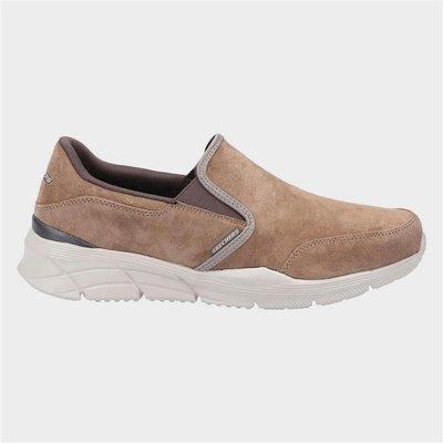 Skechers Equalizer 4.0 Myrko Mens Shoe in Brown