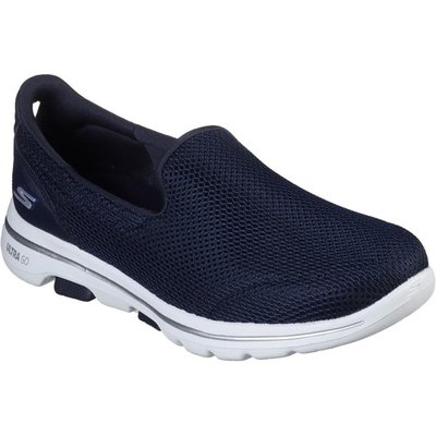 Skechers Gowalk 5 Slip On Sports in Blue