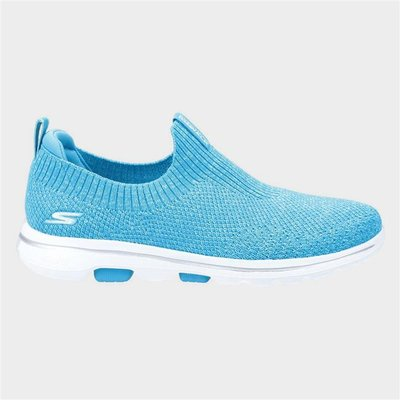 Skechers Gowalk 5 Trendy Slip On Sports in Blue