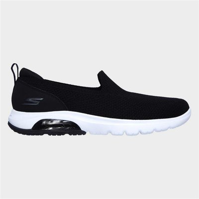 Skechers Gowalk Air Womens Trainer in Black