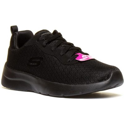 Skechers Dynamight Eye to Eye Womens Black Trainer