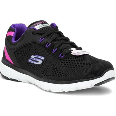 Skechers Flex Appeal Steady Move Womens Trainer