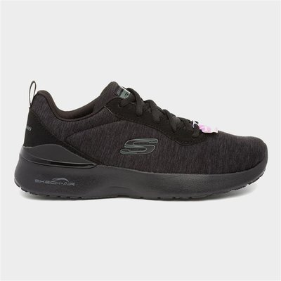 Skechers Dynamight Paradis Womens Black Trainer