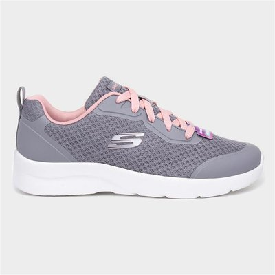 Skechers Dynamight 2.0 Womens Trainer in Grey