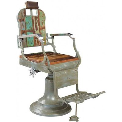 Vintage Style Dentist / Barber Chair