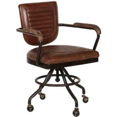 Aviation Swivel Office Chair