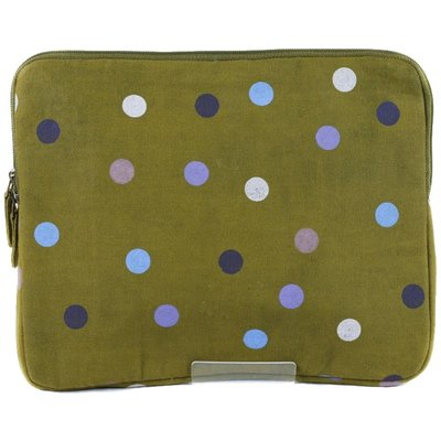 Ladies Bewitched Spots  Spots  Spots Polka Dot Design iPad Case - 5060179442129