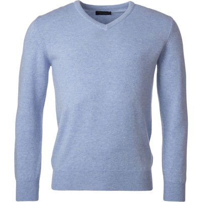 Mens Great   British Knitwear 100  Lambswool Plain V Neck Jumper - 5053801116741