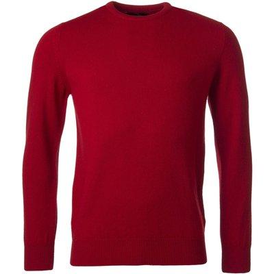 Mens Great   British Knitwear 100  Lambswool Plain Crew Neck Jumper - 5053801124104