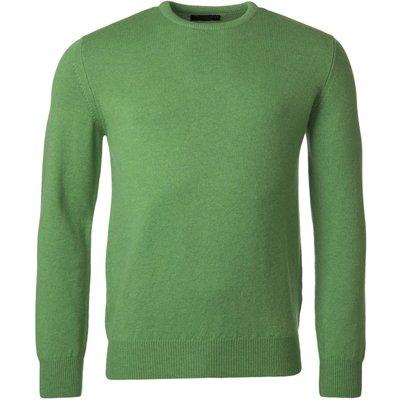 Mens Great   British Knitwear 100  Lambswool Plain Crew Neck Jumper - 5053801124388