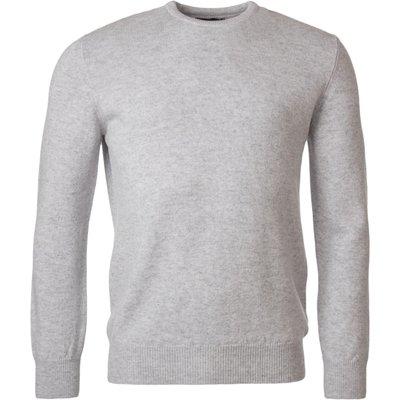 Mens Great   British Knitwear 100  Lambswool Plain Crew Neck Jumper - 5053801125613