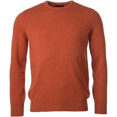 Mens Great   British Knitwear 100  Lambswool Plain Crew Neck Jumper - 5053801125224