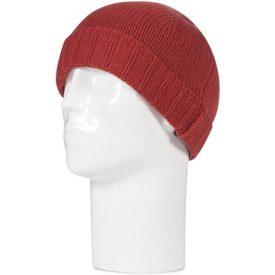 Mens Great and British Knitwear 100% Cashmere Plain Knit Hat. Made