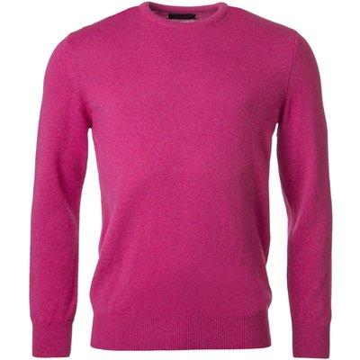 Mens Great   British Knitwear 100  Lambswool Plain Crew Neck Jumper - 5053801125231