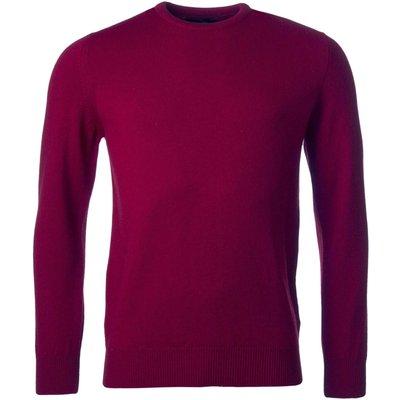 Mens Great   British Knitwear 100  Lambswool Plain Crew Neck Jumper - 5053801006547