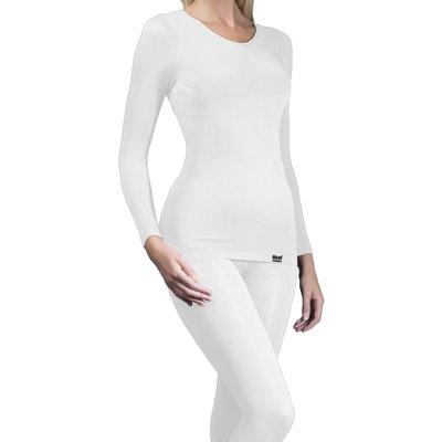 Ladies 1 Pack Heat Holders Long Sleeved 0 39 Tog Thermal Vest - 5019041041519