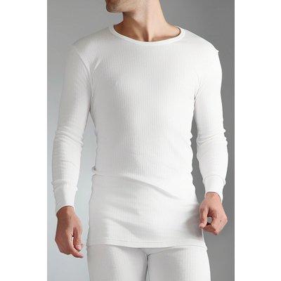 Mens SockShop Heat Holders Long Sleeved Thermal Vest - 5019041021368