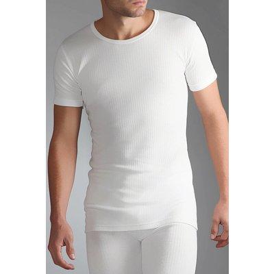 Mens SockShop Heat Holders Short Sleeved Thermal Vest - 5019041033552