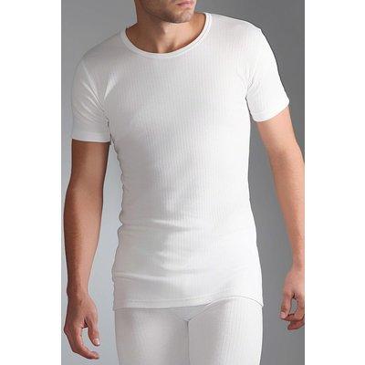 Mens SockShop Heat Holders Short Sleeved Thermal Vest - 5019041021283