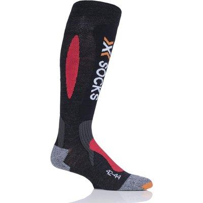 Mens and Ladies 1 Pair X-Socks Ski Carving with Sinofit Technology Skiing Socks