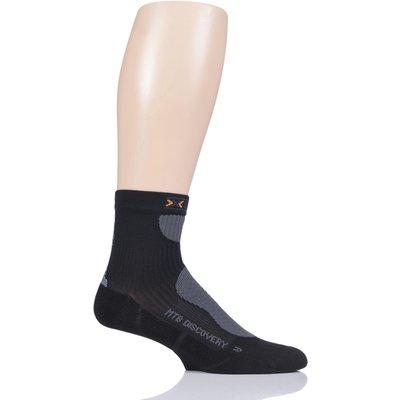 Mens and Ladies 1 Pair X-Socks Mountain Biking Discovery Socks