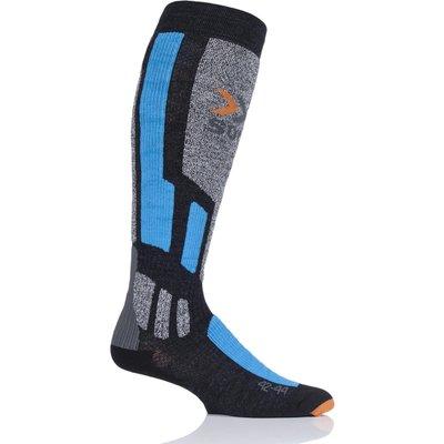 Mens and Ladies 1 Pair X-Socks Snowboarding Socks