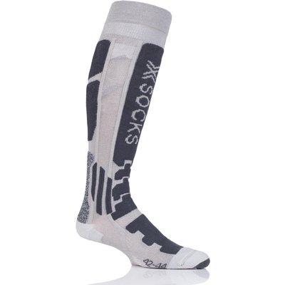 Mens and Ladies 1 Pair X-Socks Ski Radiactor with Xitanit Technology Skiing Socks