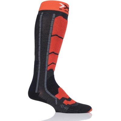 Mens and Ladies 1 Pair X-Socks Ski Control 2.0 Skiing Socks