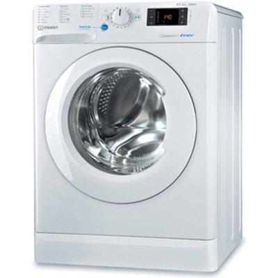 Indesit BDE861483XW INNEX Washer Dryer in White 1400rpm 8kg 6kg D Rate