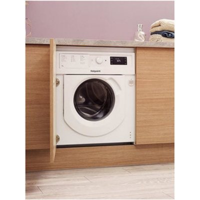 Hotpoint BIWMHG71483 Fully Integrated Washing Machine 1400rpm 7kg A Ra
