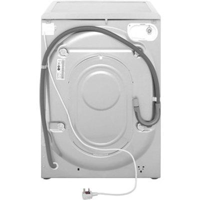 Indesit BWA81483XSUK INNEX Washing Machine in Silver 1400rpm 8kg A Rat