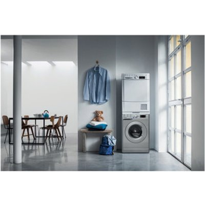 Indesit BWE71452S INNEX Washing Machine in Silver 1400rpm 7kg E Rated