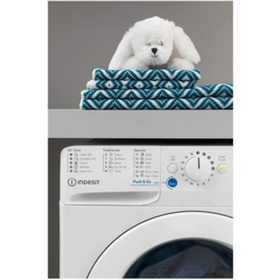Indesit BWE71452W INNEX Washing Machine in White 1400rpm 7kg E Rated
