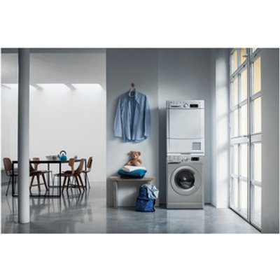 Indesit BWE91483XS INNEX Washing Machine in Silver 1400rpm 9kg D Rated
