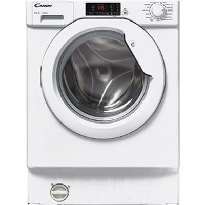 Candy CBWM816D Fully Integrated Washing Machine 1600rpm 8kg A