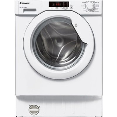 Candy CBWM914S Fully Integrated Washing Machine 1400rpm 9kg A